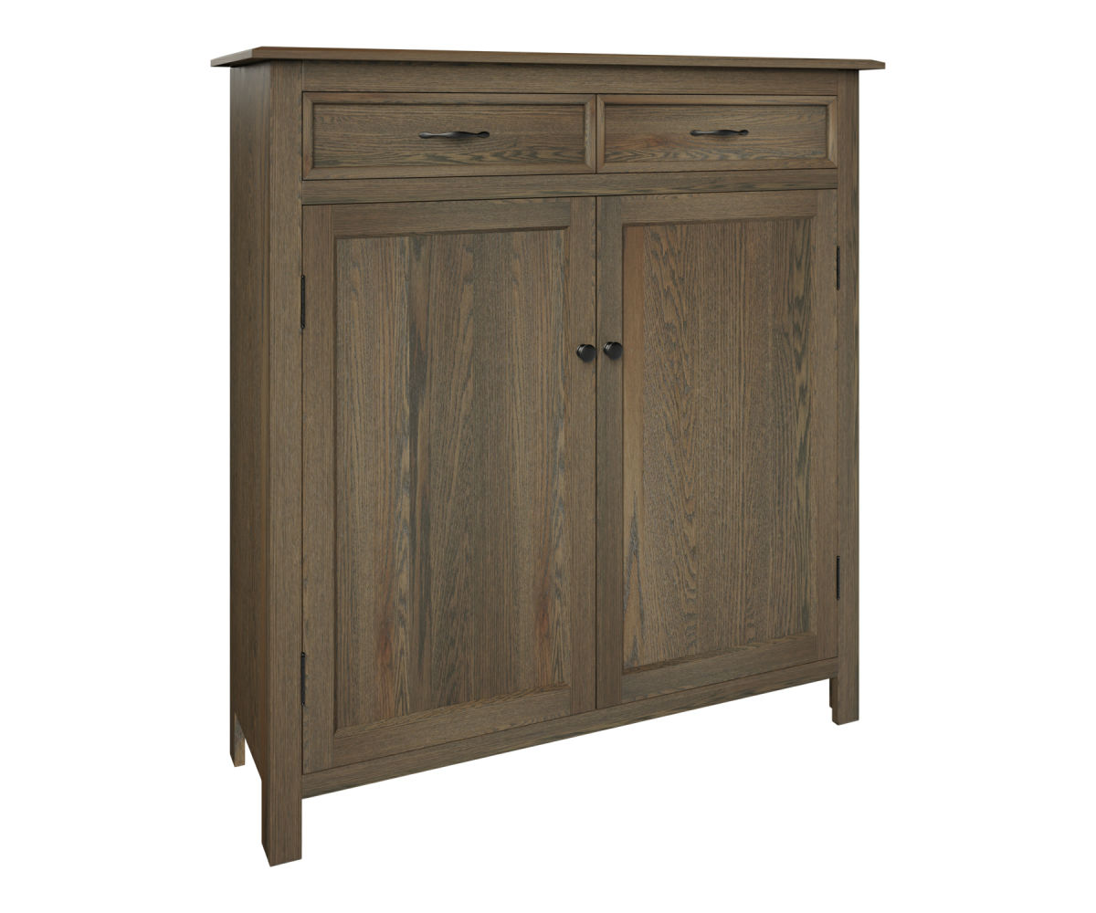Genuine Oak Kitchen Cabinet